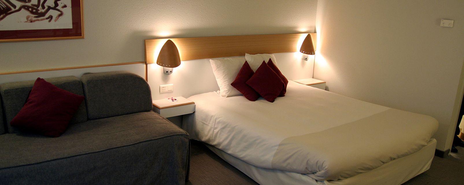 Hotel Novotel Centre Tour Noire