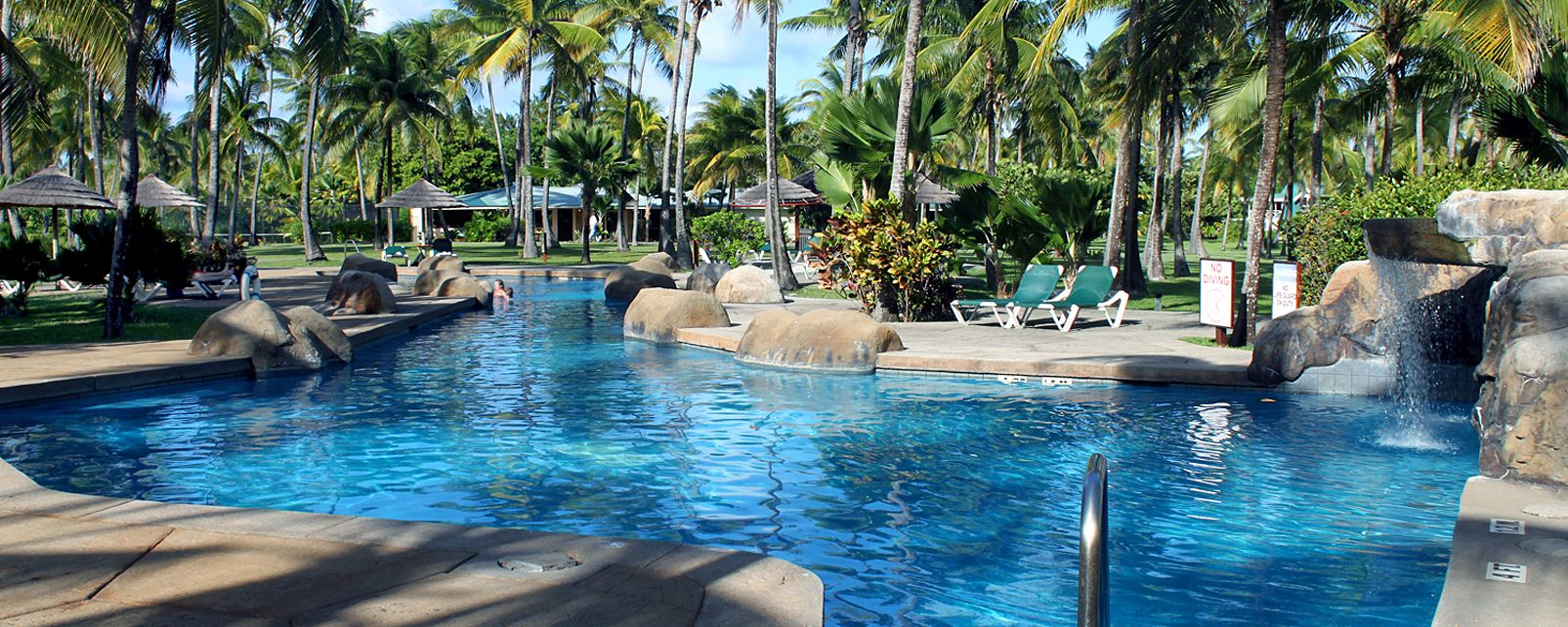 Hotel Palm Island Resort