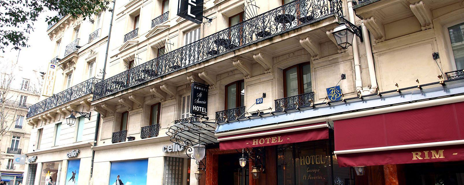 Hotel Europe St Séverin