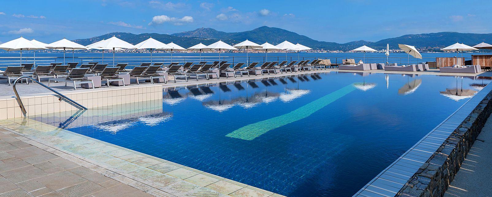Hotel Sofitel Thalassa Porticcio