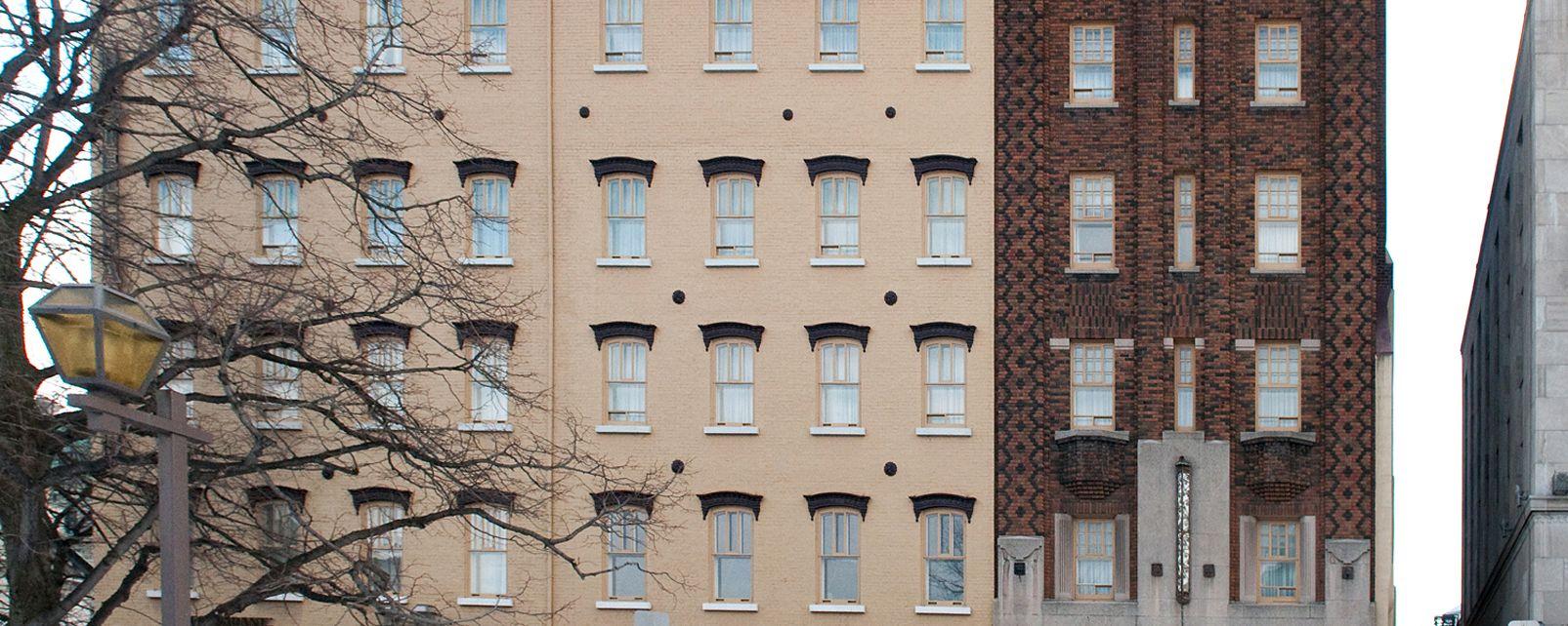 Hotel Clarendon Hotel Quebec