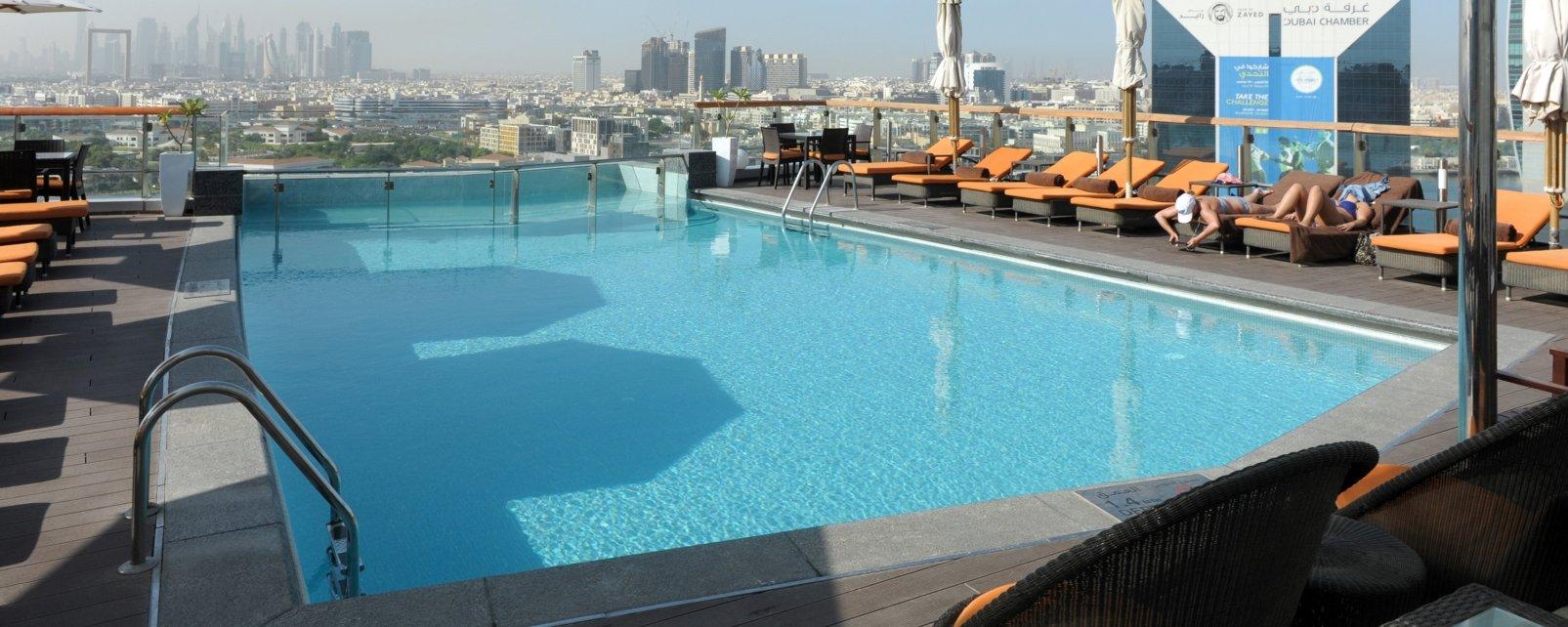 Hotel Hilton Dubai Creek