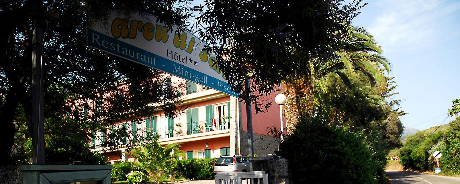 Hôtel Arcu di Sole