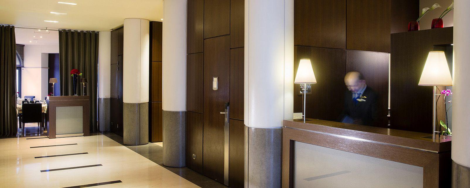 Hotel Radisson SAS Champs Elysees