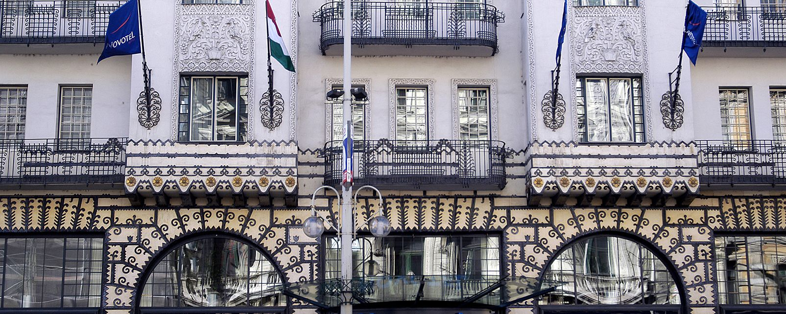 Hôtel Novotel Budapest Centrum