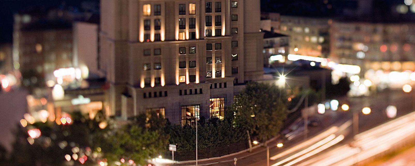 Hôtel Moevenpick Hotel Istanbul