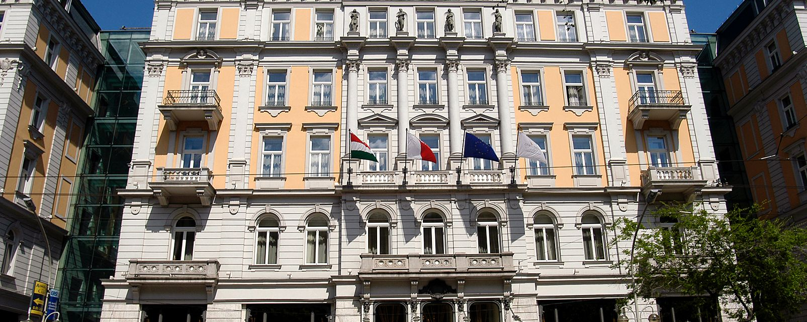 Hotel Corinthia Grand Royal Budapest