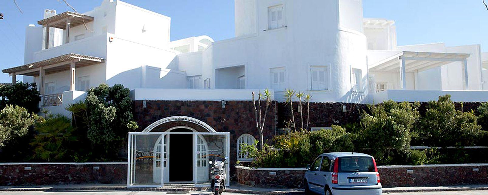 Hôtel Orizontes Santorin
