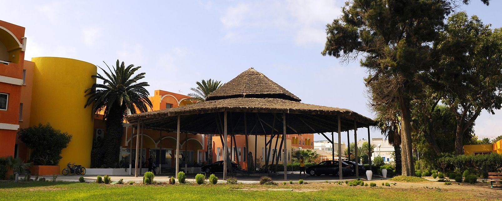 Hôtel Caribbean World Nabeul