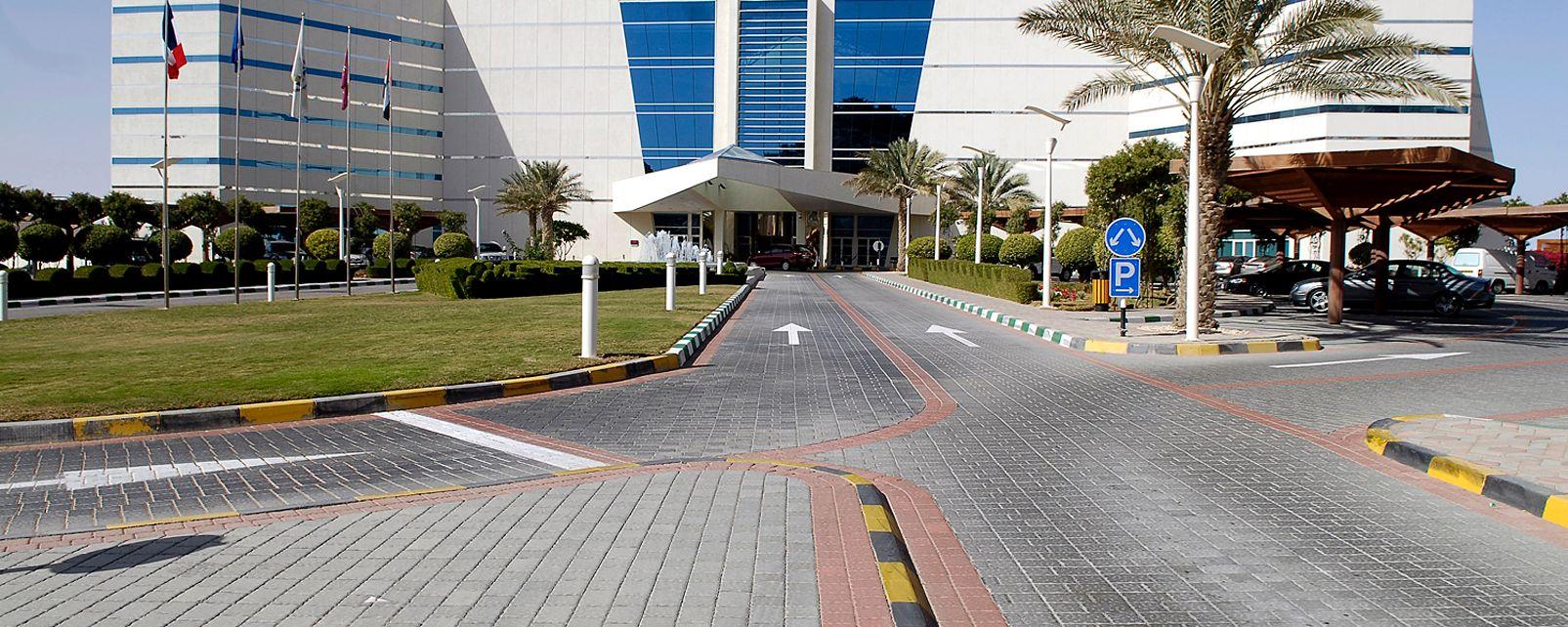Hotel Mercure Grand Jebel Hafeet Al Ain