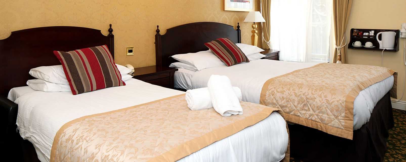 Hôtel Castle Hotel