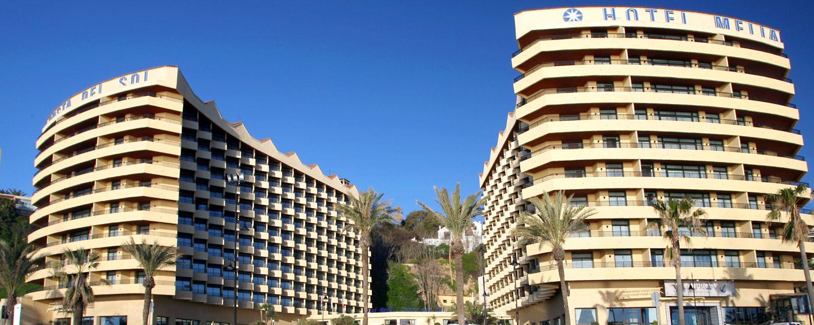 Melia Hotel Booking