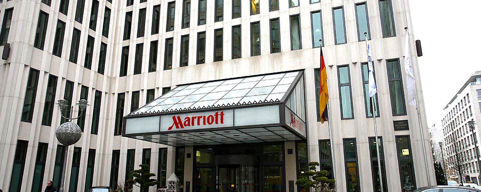 Hôtel Berlin Marriott Hotel