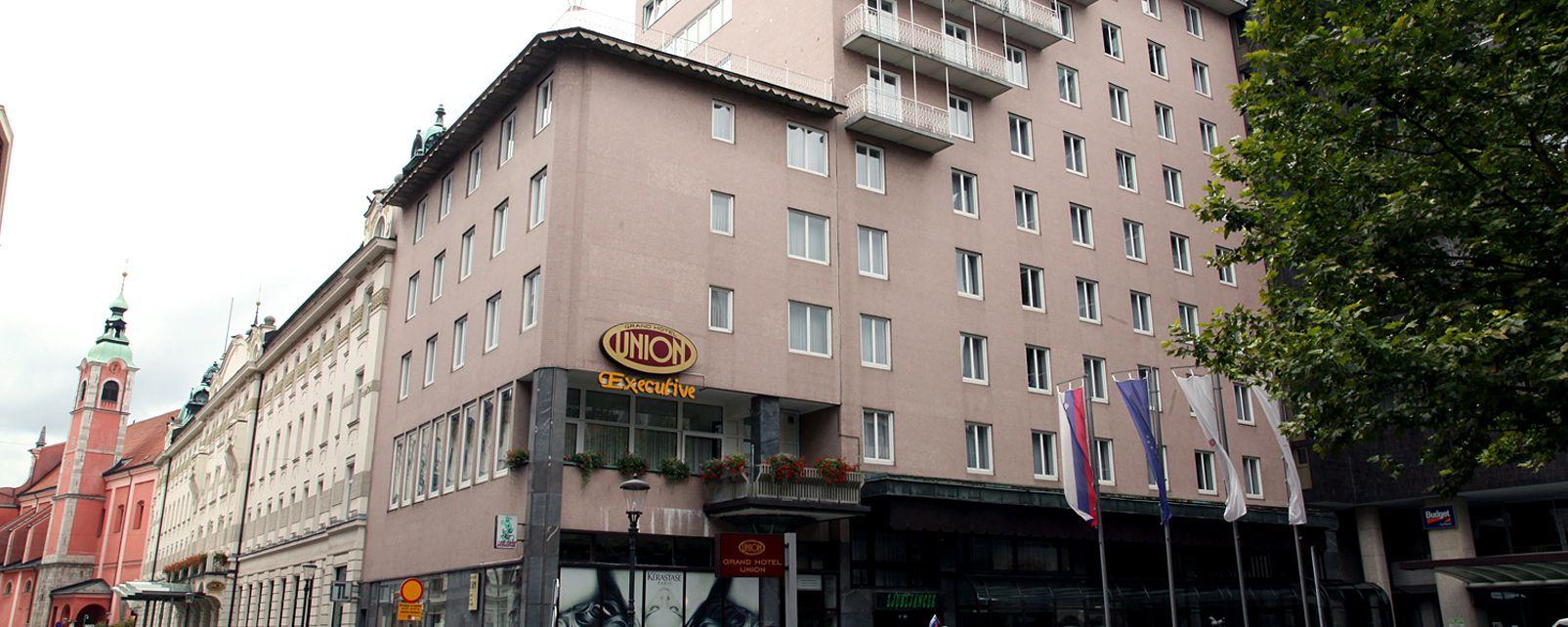Hotel Grand Union Executive