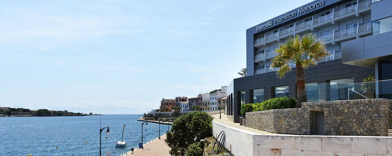 Hôtel Barcelo Hamilton Menorca
