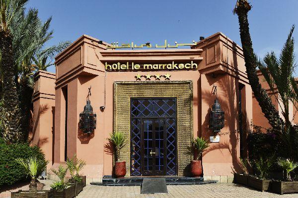 hôtel le marrakech