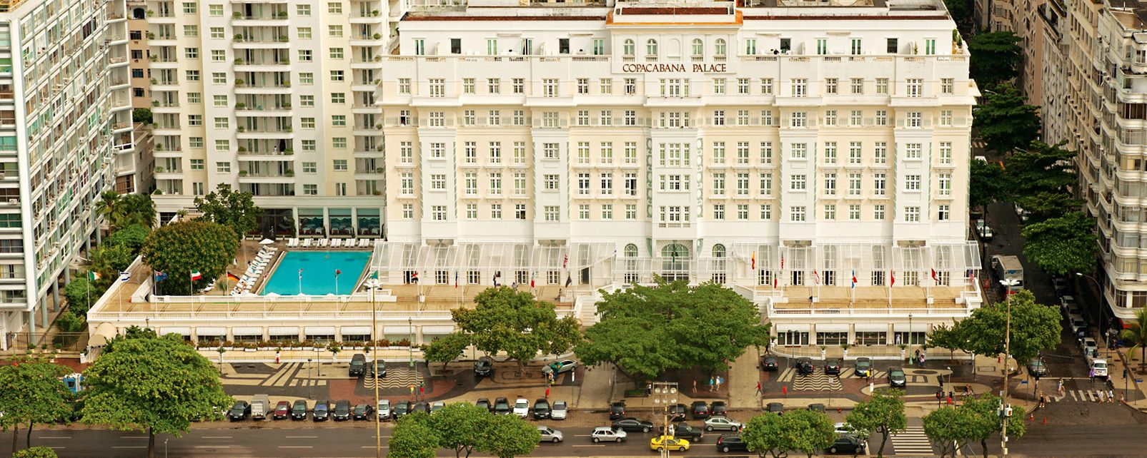 Hotel belmond copacabana palace in for Copacabana hotel