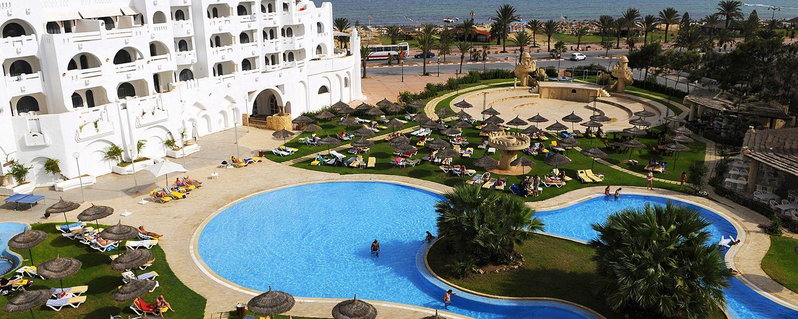 Hôtel Vincci Lella Baya