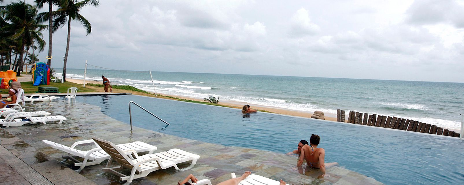 Hotel Vila Do Mar in Natal, Brazil