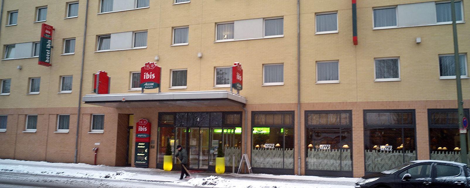 Hotel Ibis Berlin Potsdamer Platz