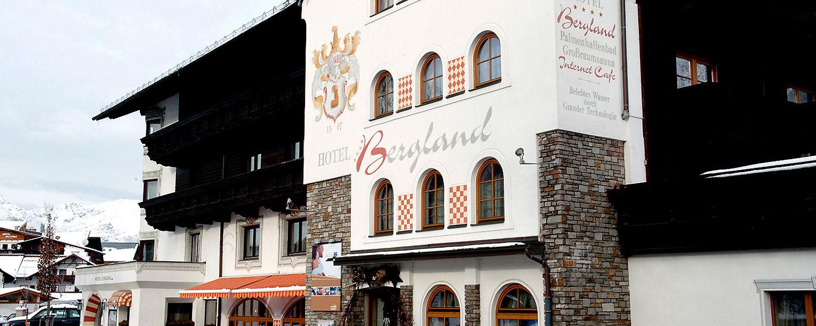 Hotel Bergland Seefeld Bewertung