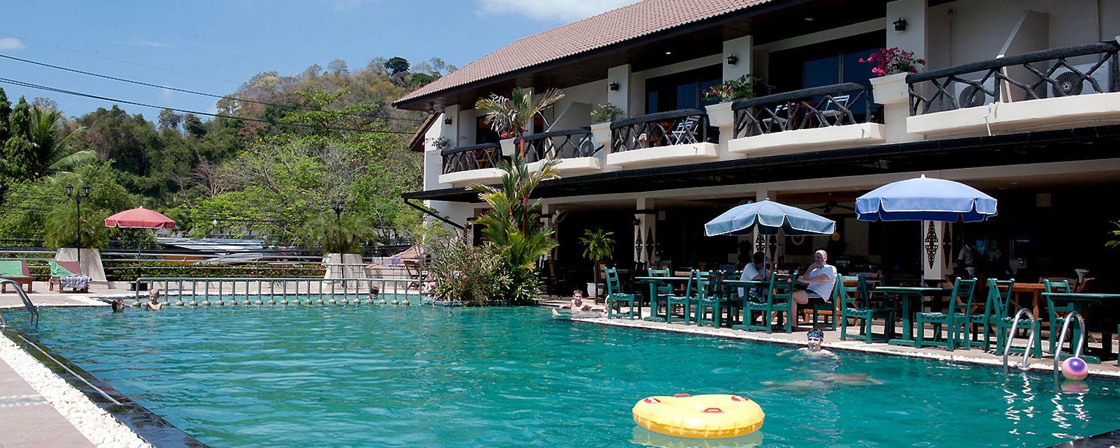 Hôtel Best Western Ban Ao Nang Resort Krabi
