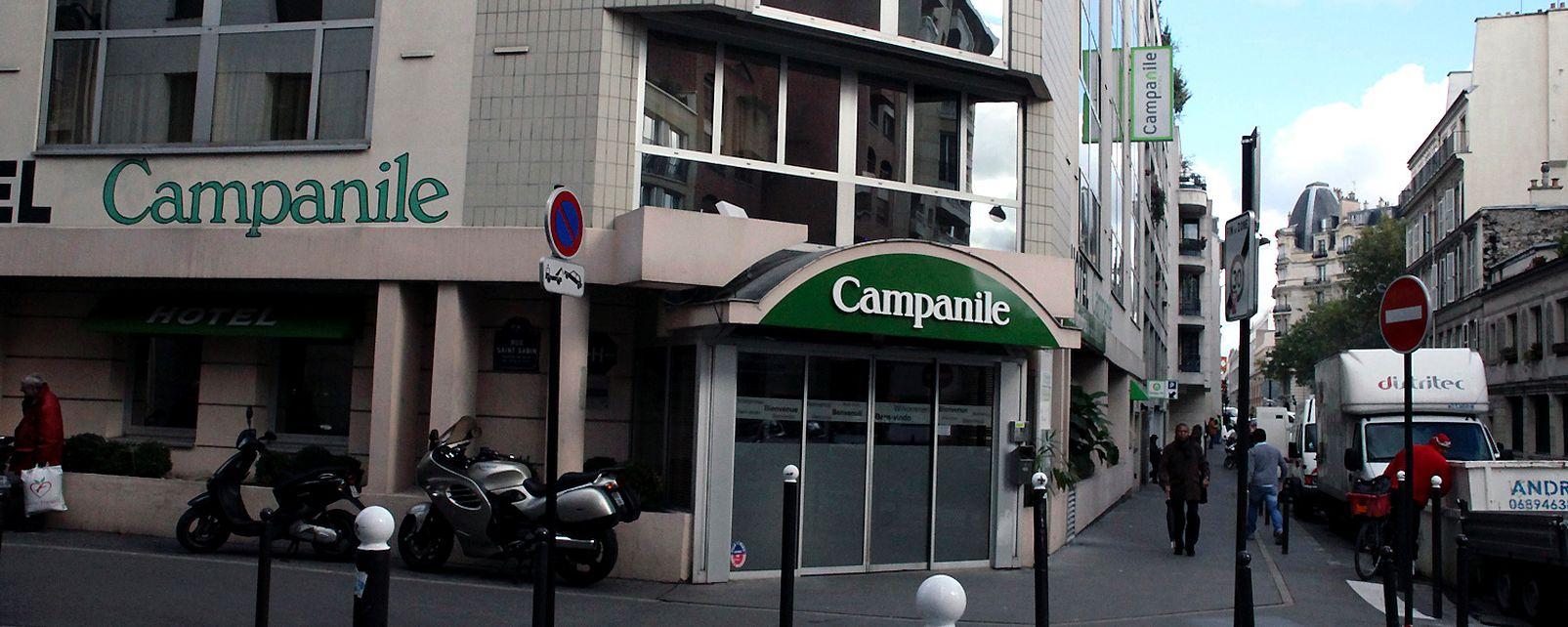 Hotel Campanile Paris Bastille
