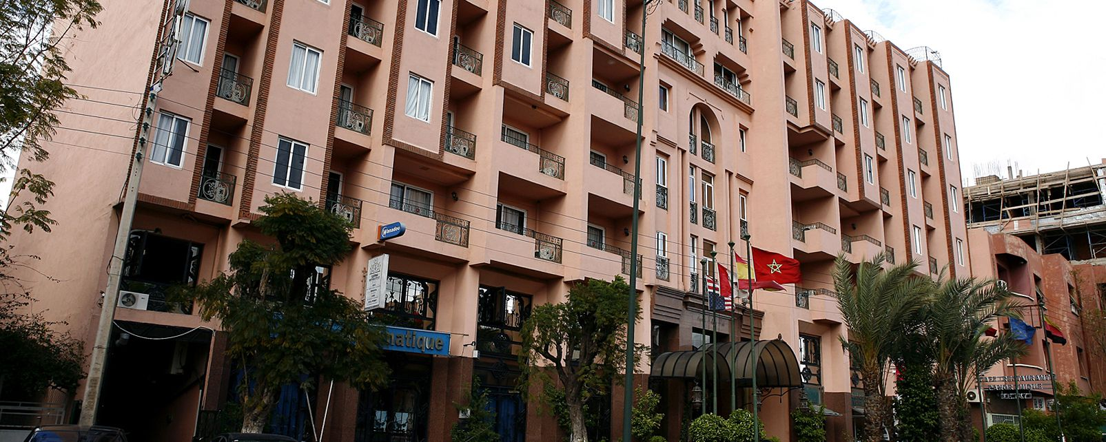Hotel Imperial Holiday Hotel Marrakech