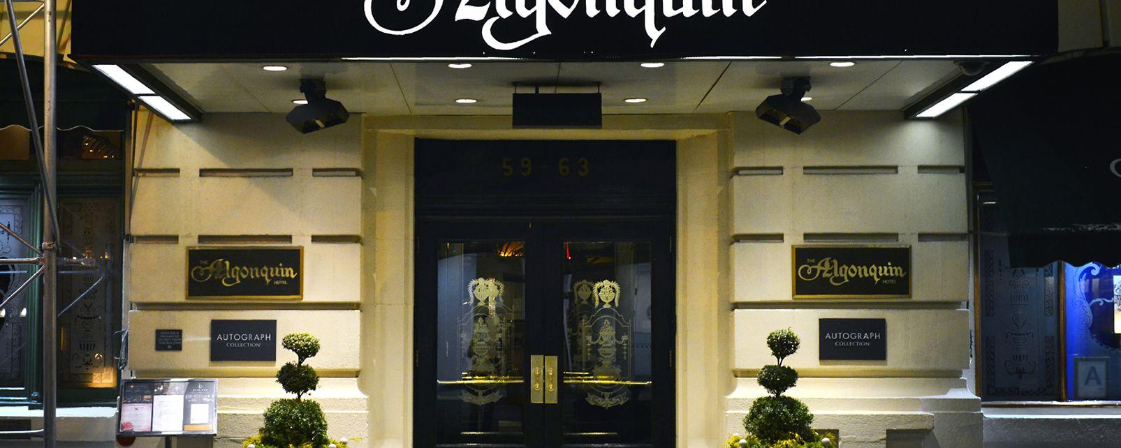 Hôtel Algonquin