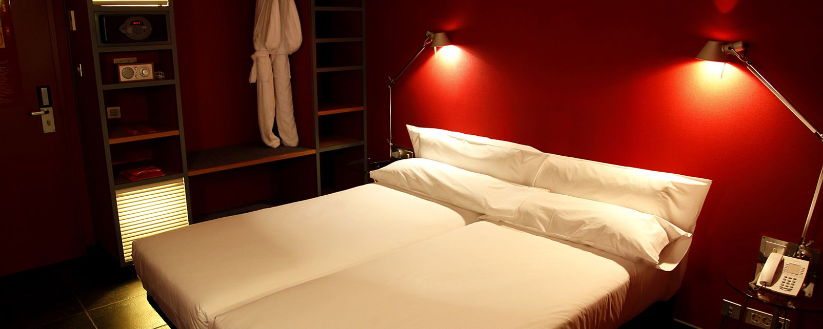 H tel casa camper barcelona barcelone espagne - Hotel casa camper ...