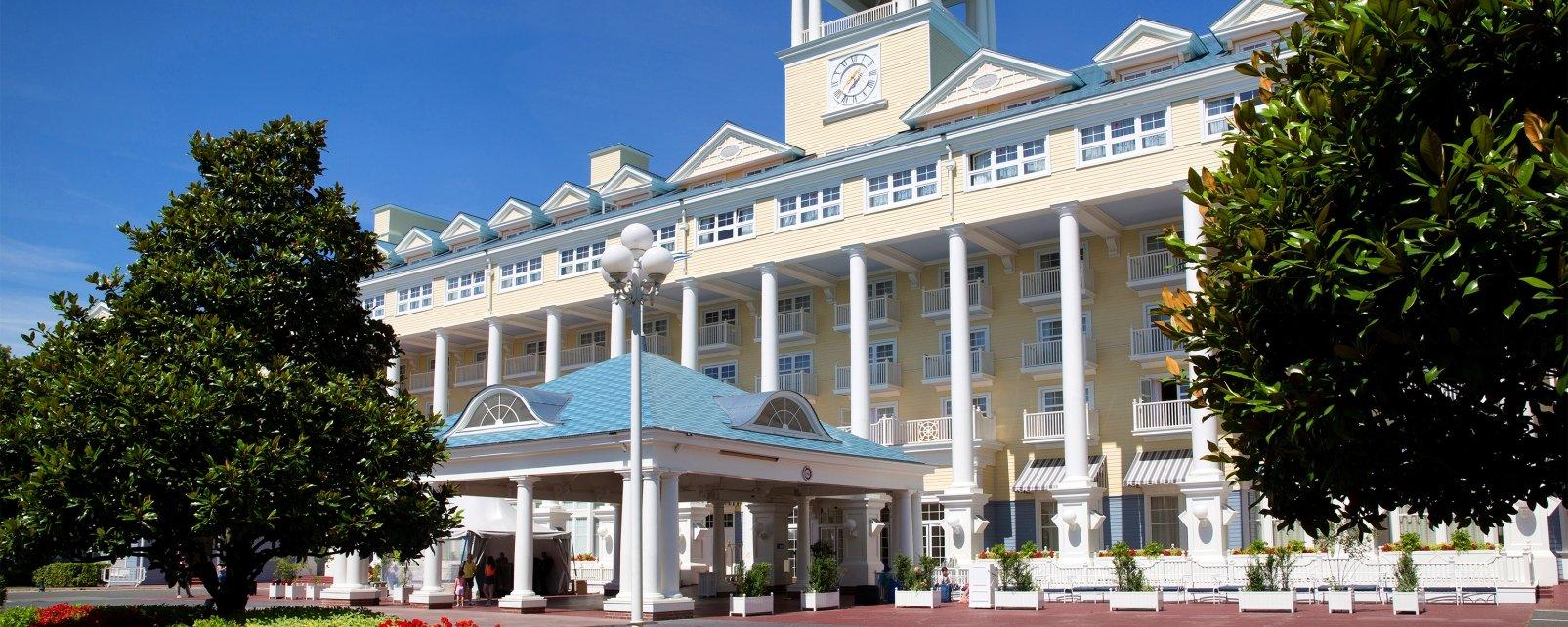 Hotel Disney's Newport Bay Club