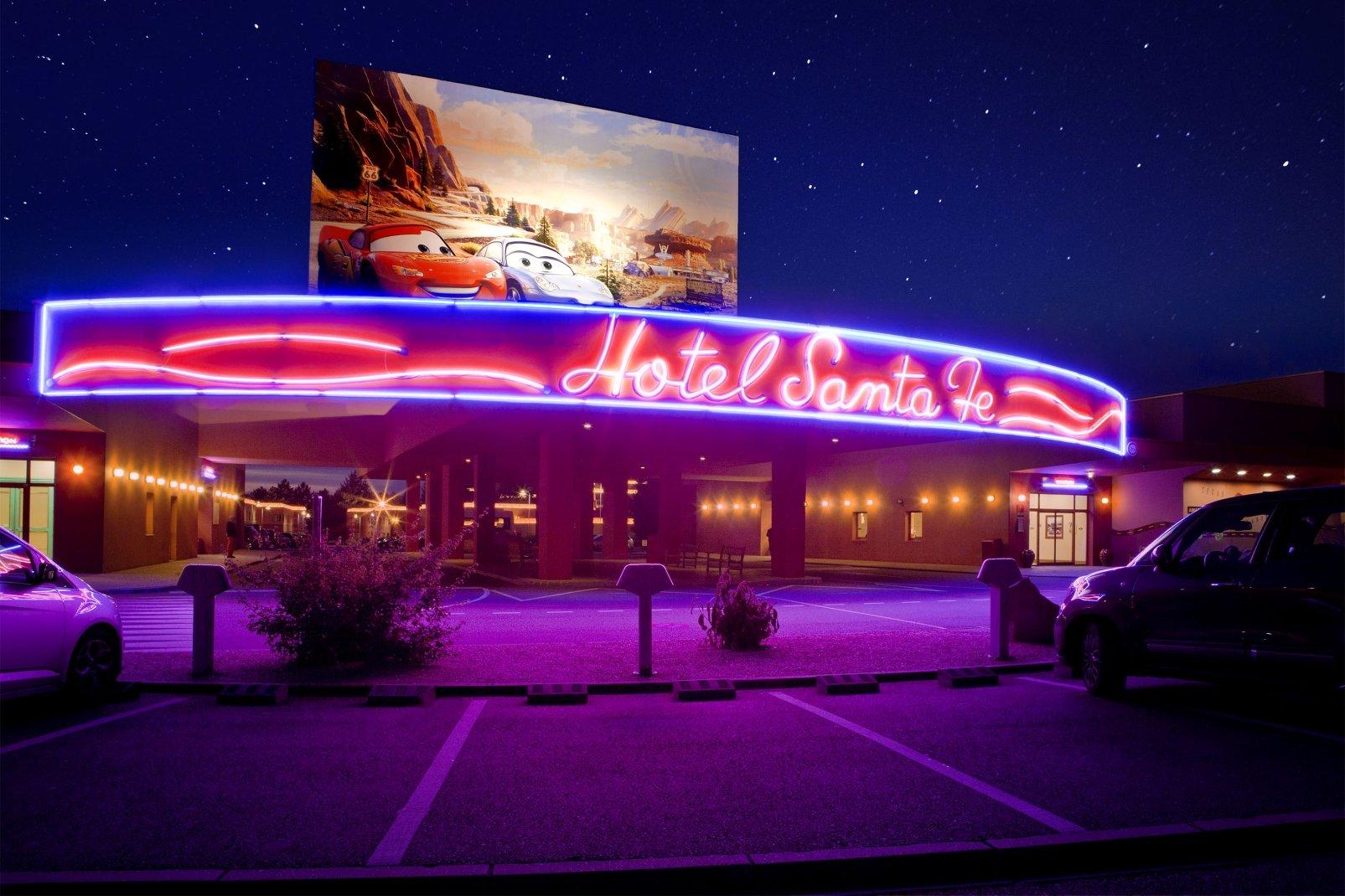 Disney's Hôtel Santa Fe - Jusqu'à -30% sur votre séjour + 100 euros de CARTE CADEAU OFFERTS*! - 1