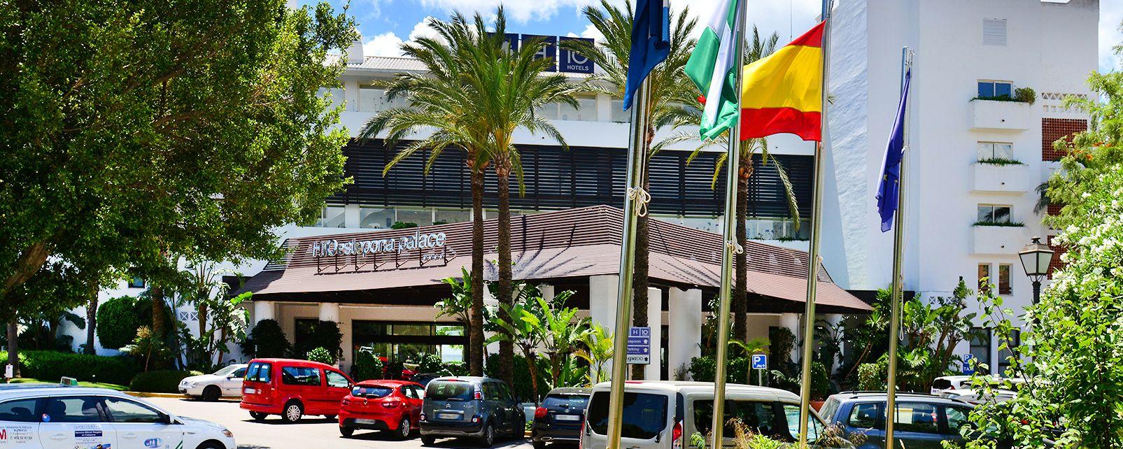 Hôtel H10 Estepona Palace