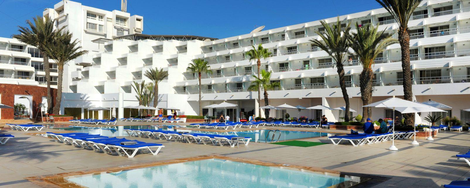 Hotel Amadil Beach