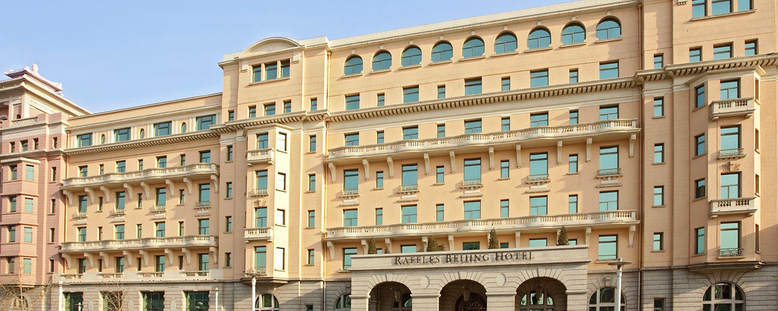 Hôtel Raffles Beijing Hotel