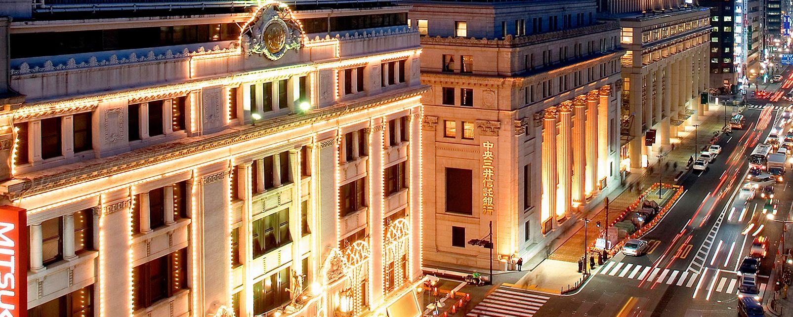 Hotel Mandarin Oriental Tokyo