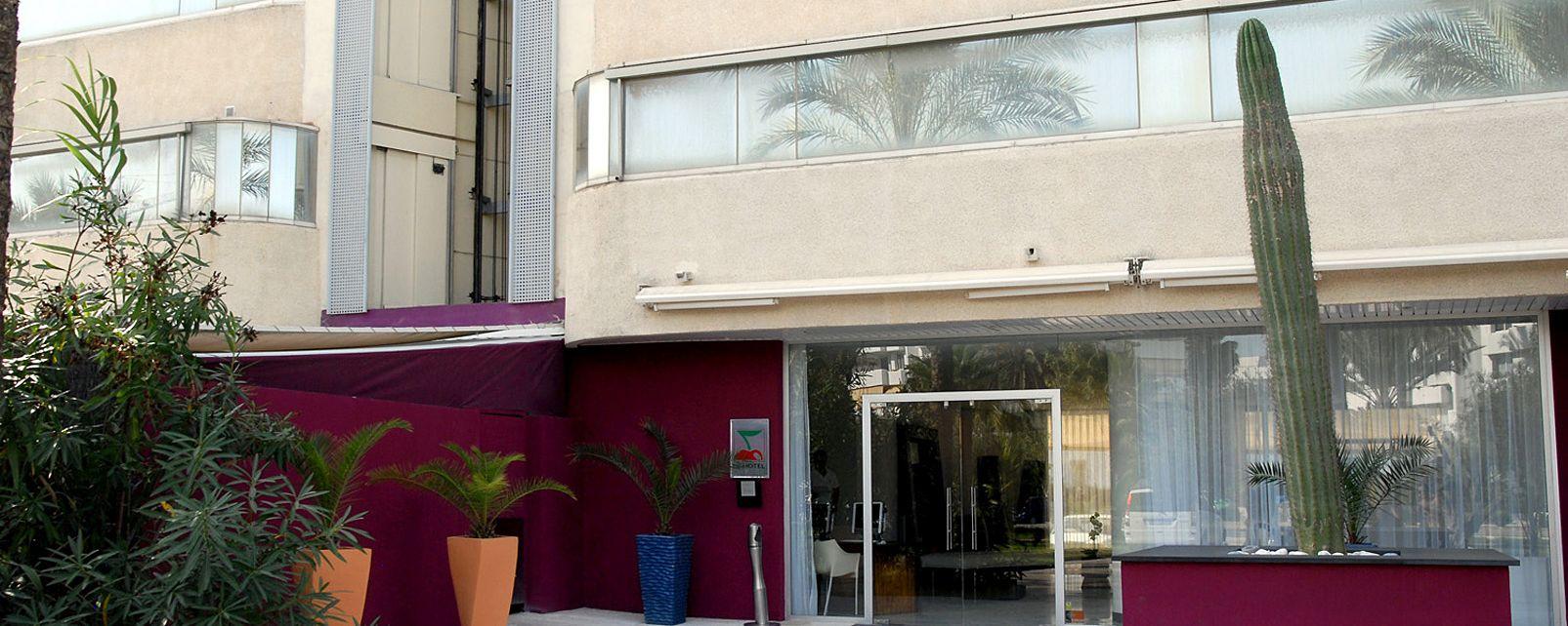 Hotel El Hotel Pacha