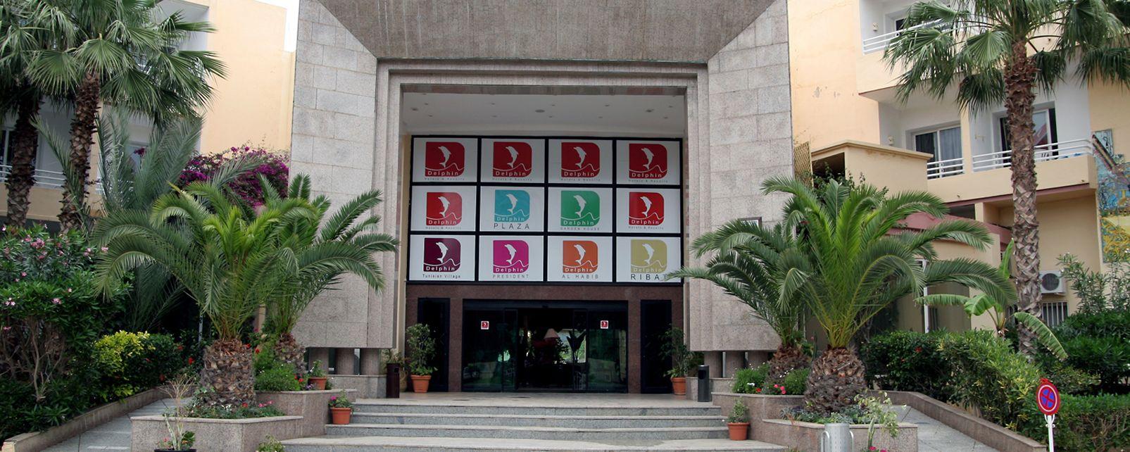 Hotel Delphin Plaza
