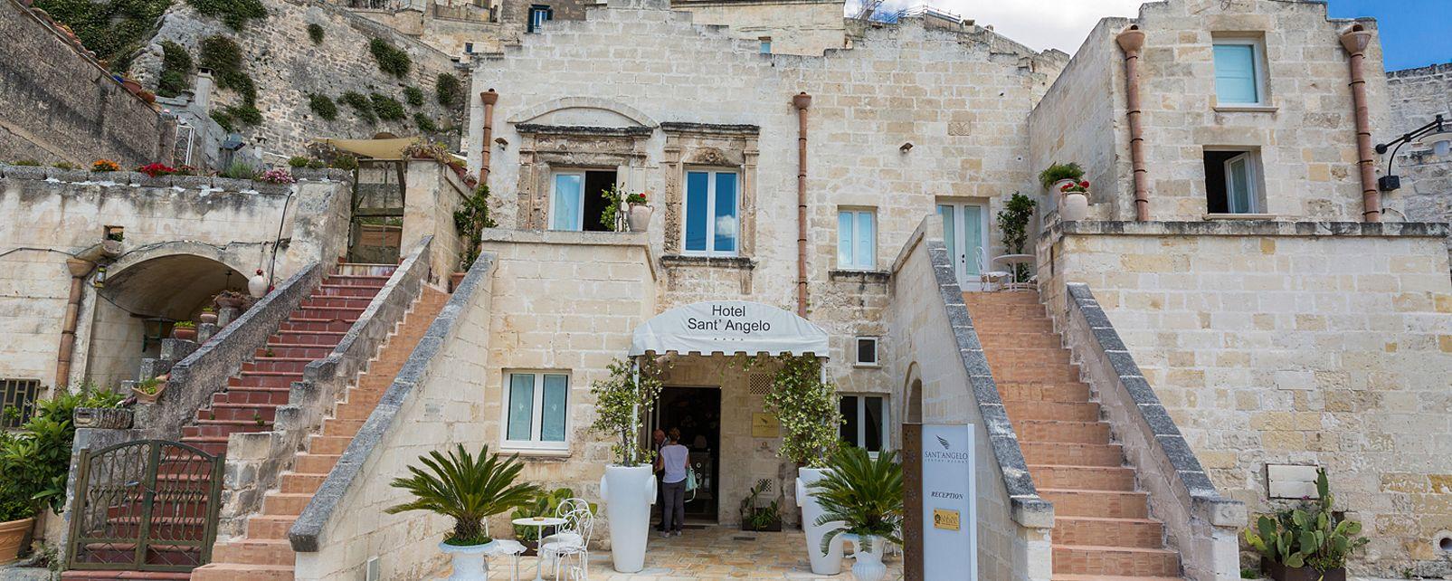 Hotel Sant Angelo Luxury Resort Matera