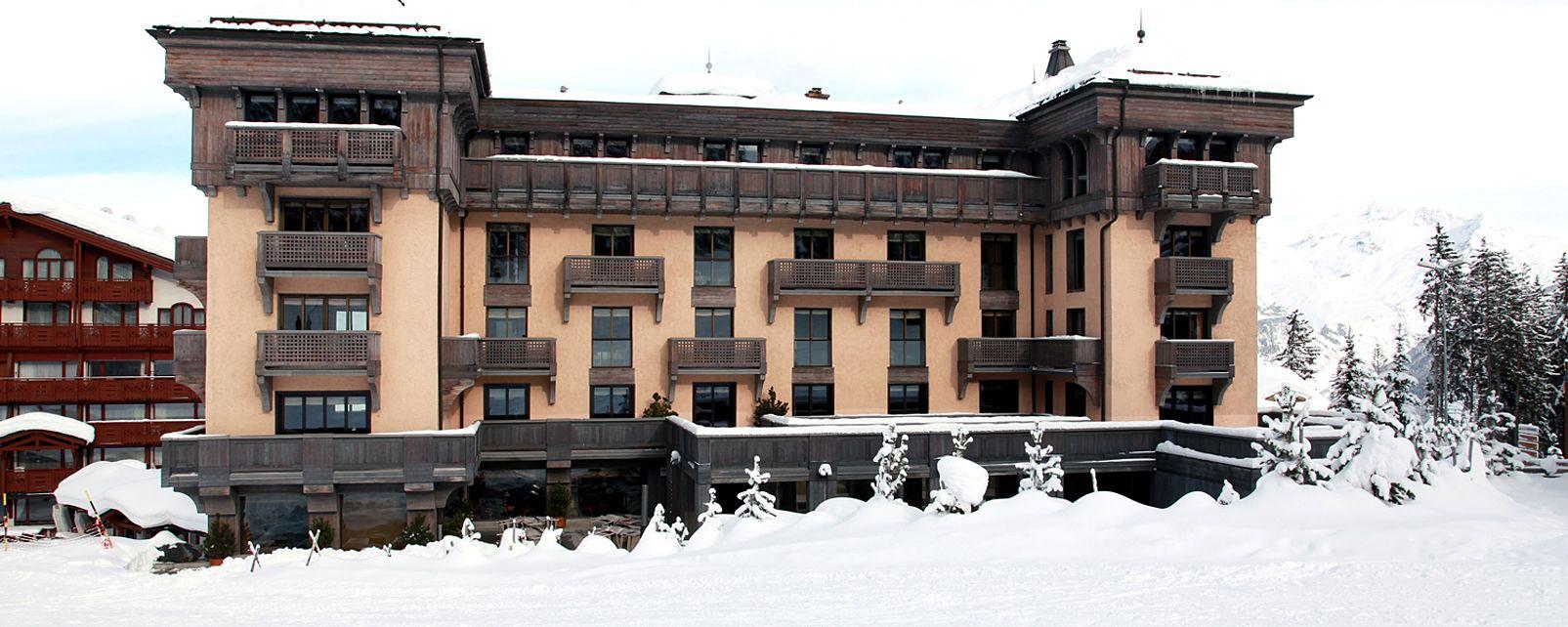 Hôtel Le Mélézin