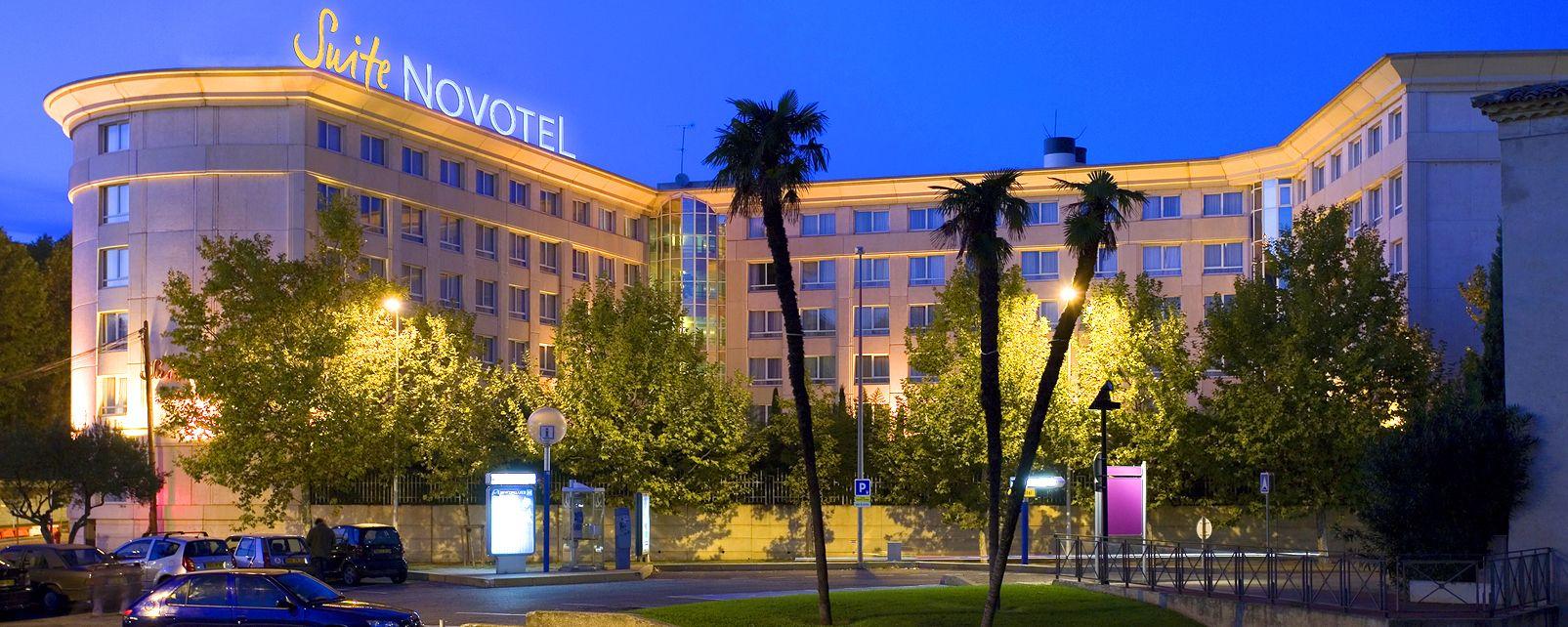 Hôtel Suite Novotel Montpellier
