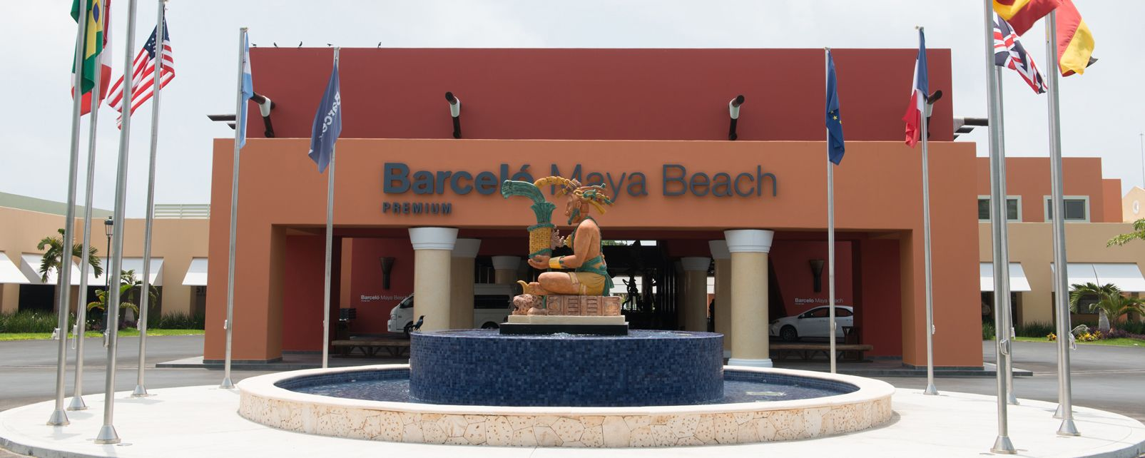 Hotel Barcelo Maya Beach & Caribe Resort