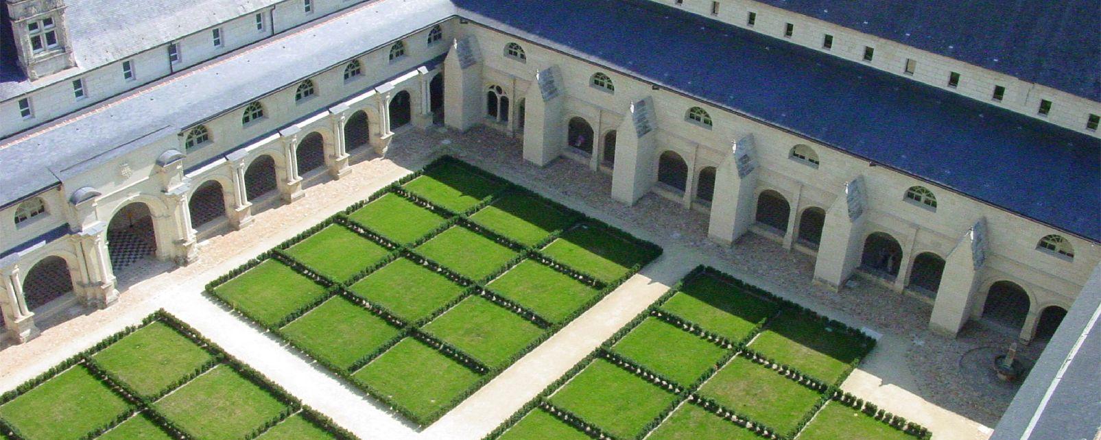 H tel abbaye royale de fontevraud fontevraud l 39 abbaye - Hotel abbaye de fontevraud ...