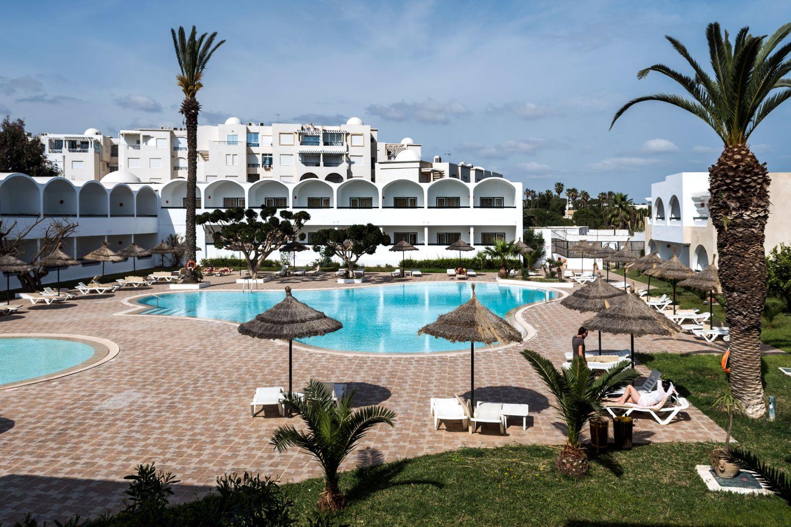 Hôtel Hammamet Beach 3* - 1