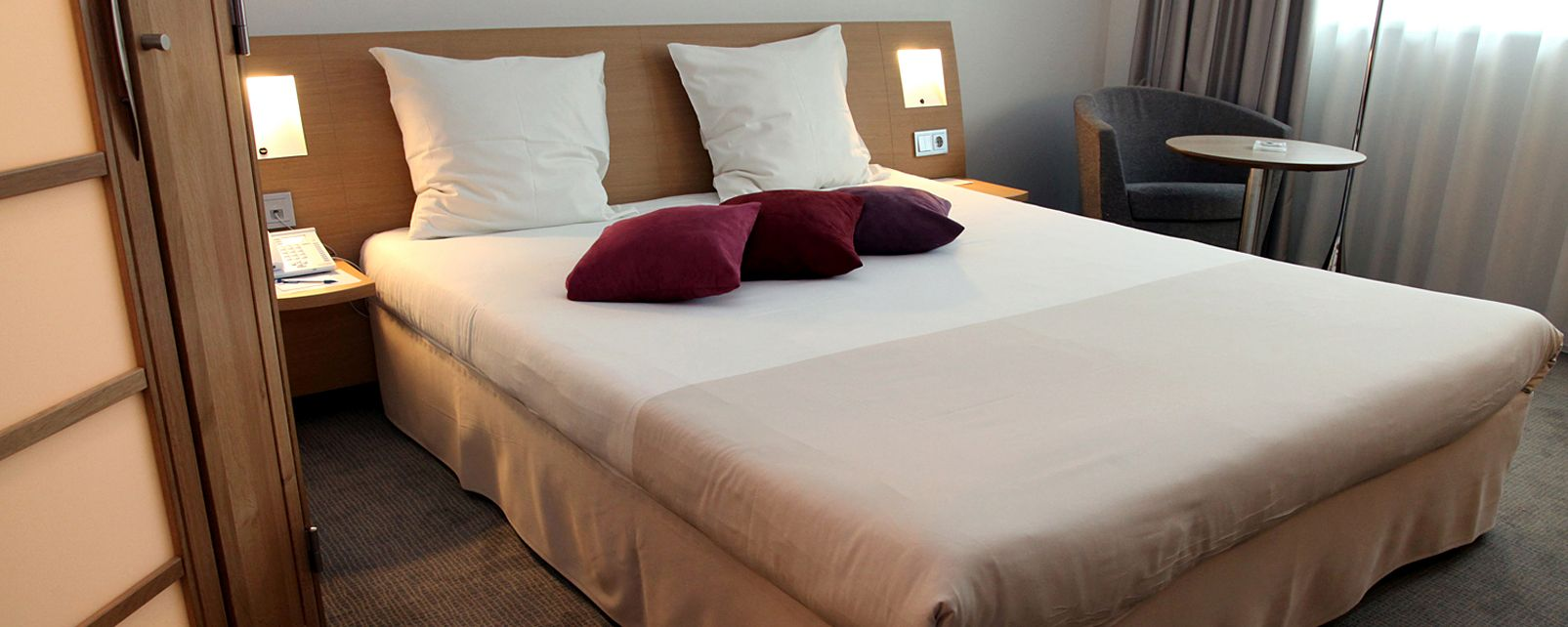 Hotel Novotel Wien City
