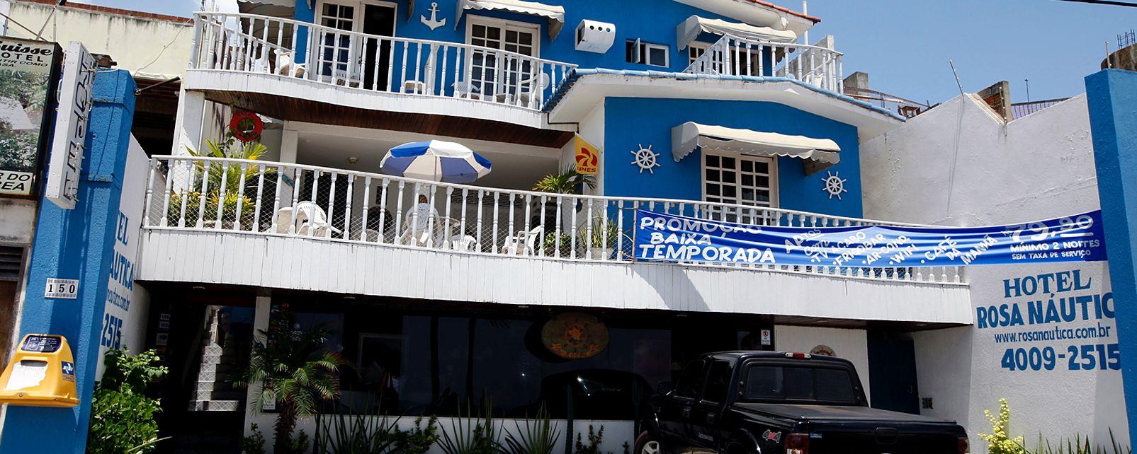 Hotel Rosa Náutica