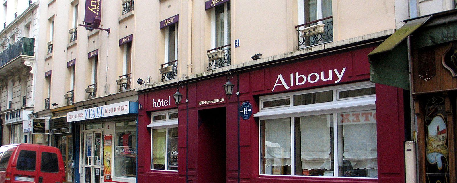 Hôtel Albouy