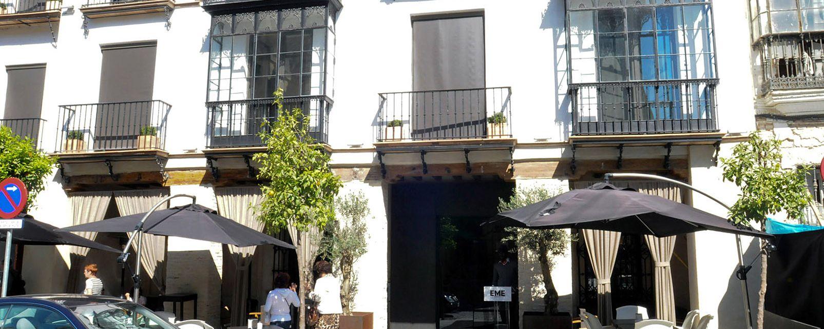 Hotel eme catedral in seville - Hotel eme sevilla spa ...