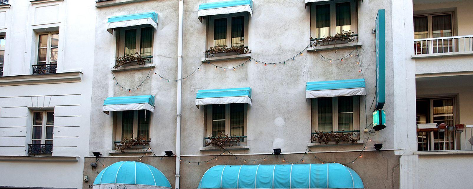 Hotel Aladin Parigi