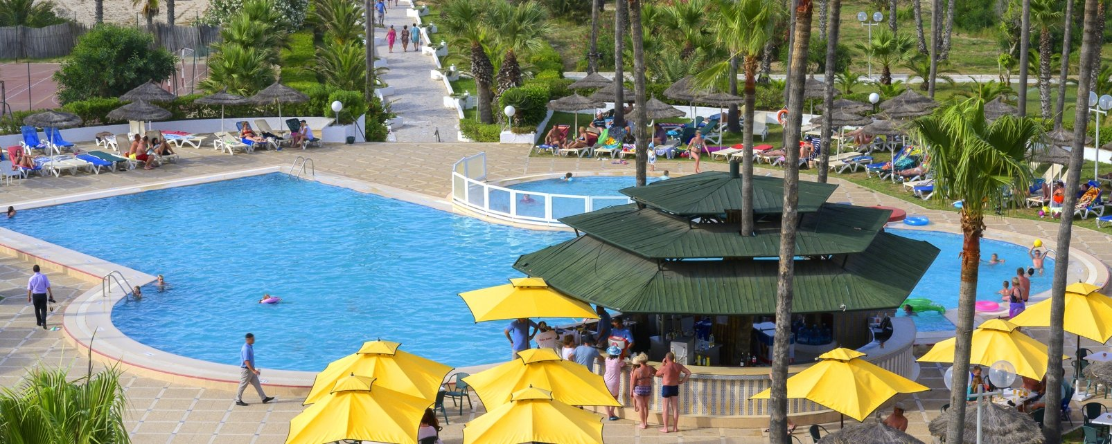 Hotel Club Tropicana